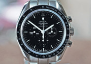 Omega Speedmaster Enamel Dial Co‑xial Auto Chronograph Steel 44.25mm