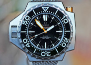 Omega Seamaster Ploprof Titanium 2500 Meters Diver 48mm ON HOLD