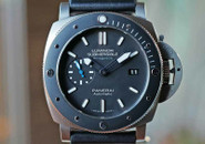 Panerai PAM 1389 Submersible Antimagnetic Ceramic 47mm