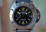 Panerai PAM 194 Luminor Submersible 2500 Meters Titanium LTD 47mm