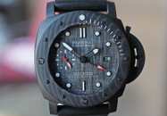 Panerai PAM 1039 Submersible Carbotech GMT Luna Rossa LTD 47mm