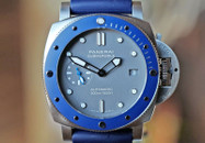Panerai PAM 959 Submersible Steel Grey Dial & Ceramic Bezel 42mm