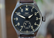 IWC Big Pilot Heritage 55 Titanium Limited Edition 55mm