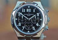 Vacheron Constantin Overseas Chronograph Black Dial 40mm