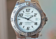 Breitling Colt Ocean Automatic Date  on Bracelet Steel 38.6mm