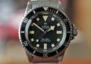 Rolex Tudor Submariner 200 Meters Vintage Automatic Steel 40mm