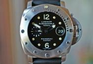 Panerai PAM 243 Submersible 1000 Meter Tritium Dial 44mm