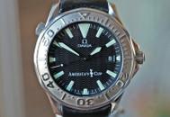 Omega Seamaster Americas Cup LTD Steel 41mm Ref. 2533.50