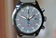 IWC Pilots Chronograph Top Gun Miramar Ceramic 44.5mm Ref. IW389002