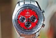 Omega Speedmaster Michael Schumacher Legend Red Dial 38mm