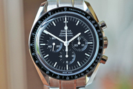 Omega Speedmaster Professional Chronograph Moonwatch Steel 42mm