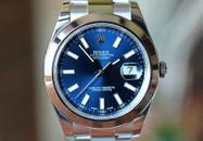 Rolex Datejust II Blue Stick Dial Steel 41mm Ref.  116300