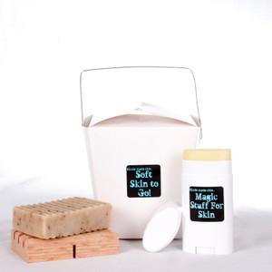 Soft Skin to Go Gift Set