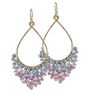 Custom Designed Chandelier Earrings