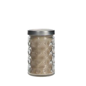 Decorative Glass Votive Candle - Afternoon Retreat