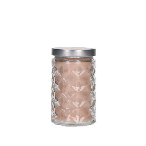 Holiday Glass Collection Votive Candle - Sweet Grace