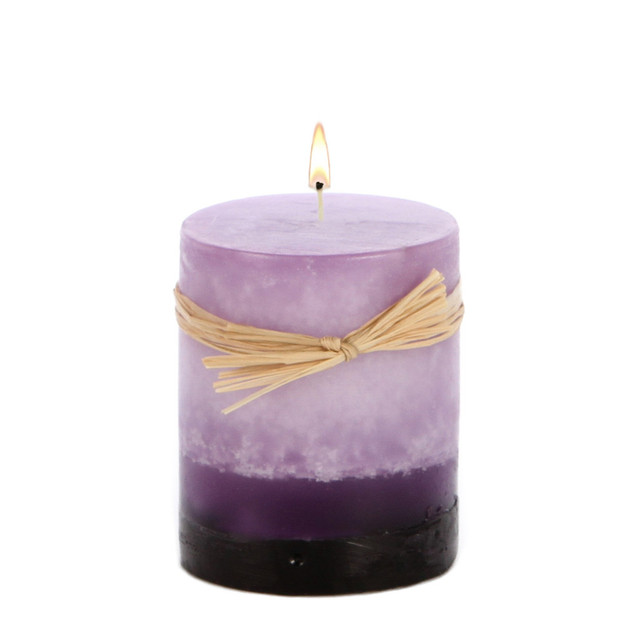 "Lavender 3x3"" Pillar"