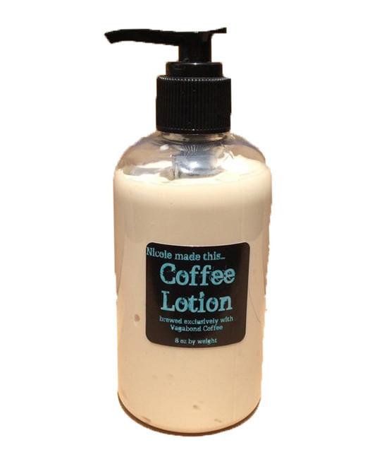 Coffee Lotion