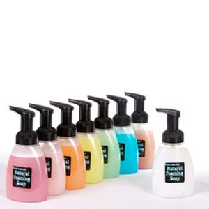 Coconut Oil Soap, Liquid - Naturally Derived Foaming Soap Pumps