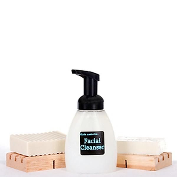 Best Natural Facial Cleanser, All Natural Facial Cleanser, Shea Butter