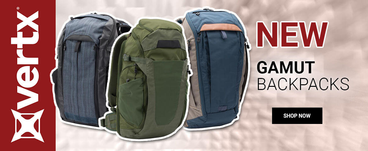 Vertx Gamut Backpacks