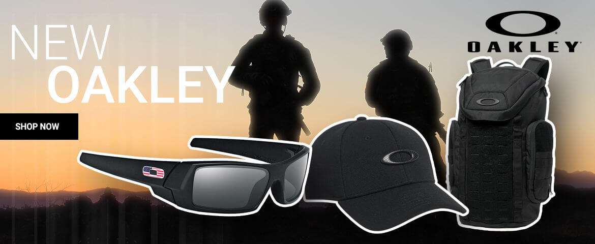 New Oakley Products - Shop Now