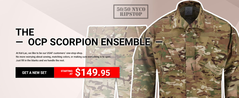 Get Your OCP Scorpion ACU Today!