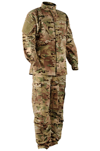 DRIFIRE FORTREX  550 2-Piece Flight Suit Ensemble OCP Multicam FR Air Force Uniform