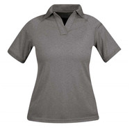 Propper Women's Snag-Free Polo in Heather Grey