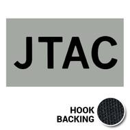 JTAC IR Duty Identifier Tab Patch with hook backing