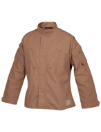Tru-Spec Tactical Response Uniform Shirt in Coyote