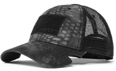 5fad8256e59f9 NOTCH Classic Adjustable Operator Hat - Typhon - Kel-Lac Uniforms