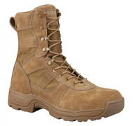 """Outer side view of Propper Series 100 8"""" Boot in Coyote"""