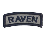 ABU Raven Shoulder Tab Patch from Kel-Lac