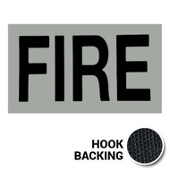 Fire IR Duty Identifier Patch with hook backing