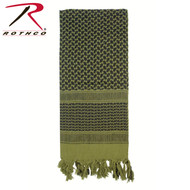 Shemagh Tactical Desert Scarf in Olive Drab