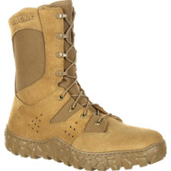 Coyote brown Rocky S2V Predator Military Boot