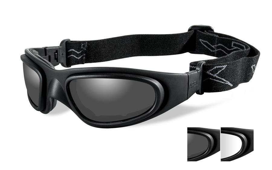 43febddad36 Wiley X SG-1 - Grey Clear Lens - Matte Black Frame