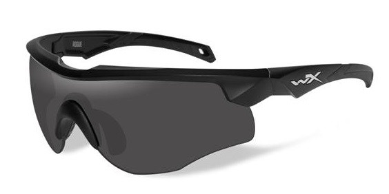 ab4e99114fc Wiley X Rogue - Grey Clear Lens - Rx Insert