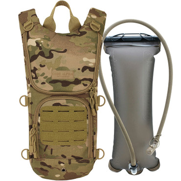 Sprinter Hydration Pack in Multicam from Mercury Luggage