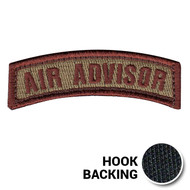 Air Advisor Tab Patch - Multicam