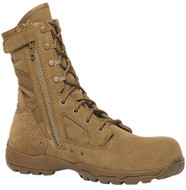 Tactical Research TR596Z Comp Toe Side Zip - Coyote