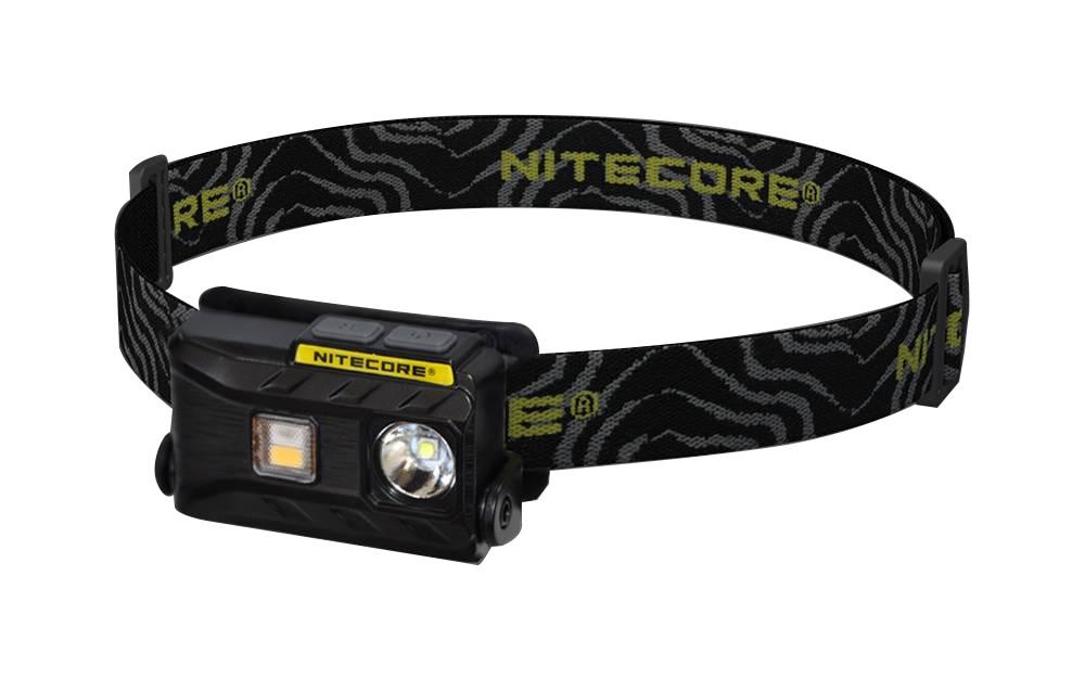 NITECORE NU25-360 Lumen CRI LED Rechargeable Headlamp Yellow Tactical