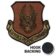AFRC patch in OCP with hook backing