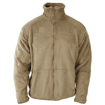 Coyote Tan Propper Gen III Fleece Jacket