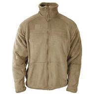 Coyote Tan Propper Gen III Fleece Jacket