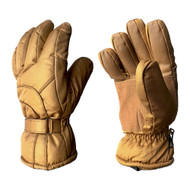 Protech ICW Lookout Glove in Coyote Brown, Top and Bottom