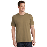Core Cotton Tee - Coyote Brown