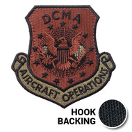 DCMA Aircraft Ops Patch 2 - OCP (w/ Hook Back)