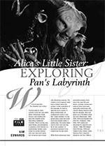 Alice? Little Sister: Exploring <i>Pan? Labyrinth</i>
